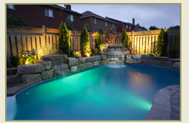 Orange County Lighting :: Poolside Lighting
